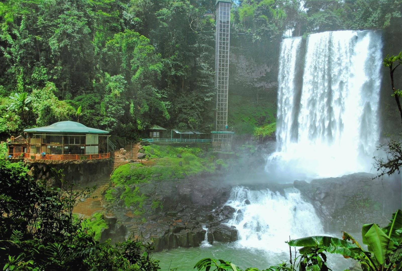 Mách nhau 9 điểm du lịch tuyệt đẹp ít ai biết ở Bảo Lộc
